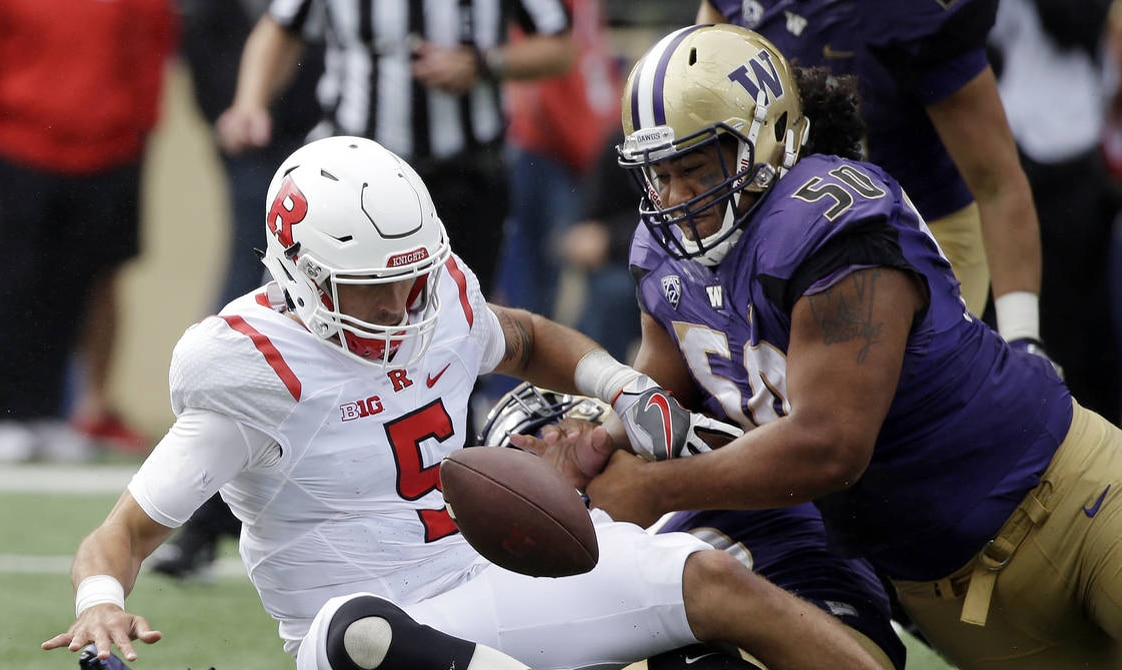 Vita Vea, DT, Washington