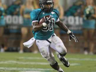 De'Angelo Henderson - 2017 NFL Draft
