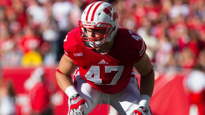 Vince Biegel - 2017 NFL Draft