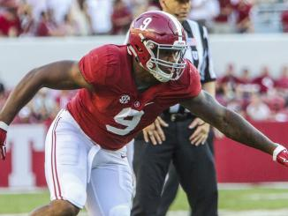 DaShawn Hand - 2018 NFL Draft