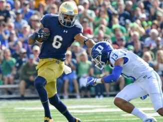Equanimeous St. Brown - 2018 NFL Draft