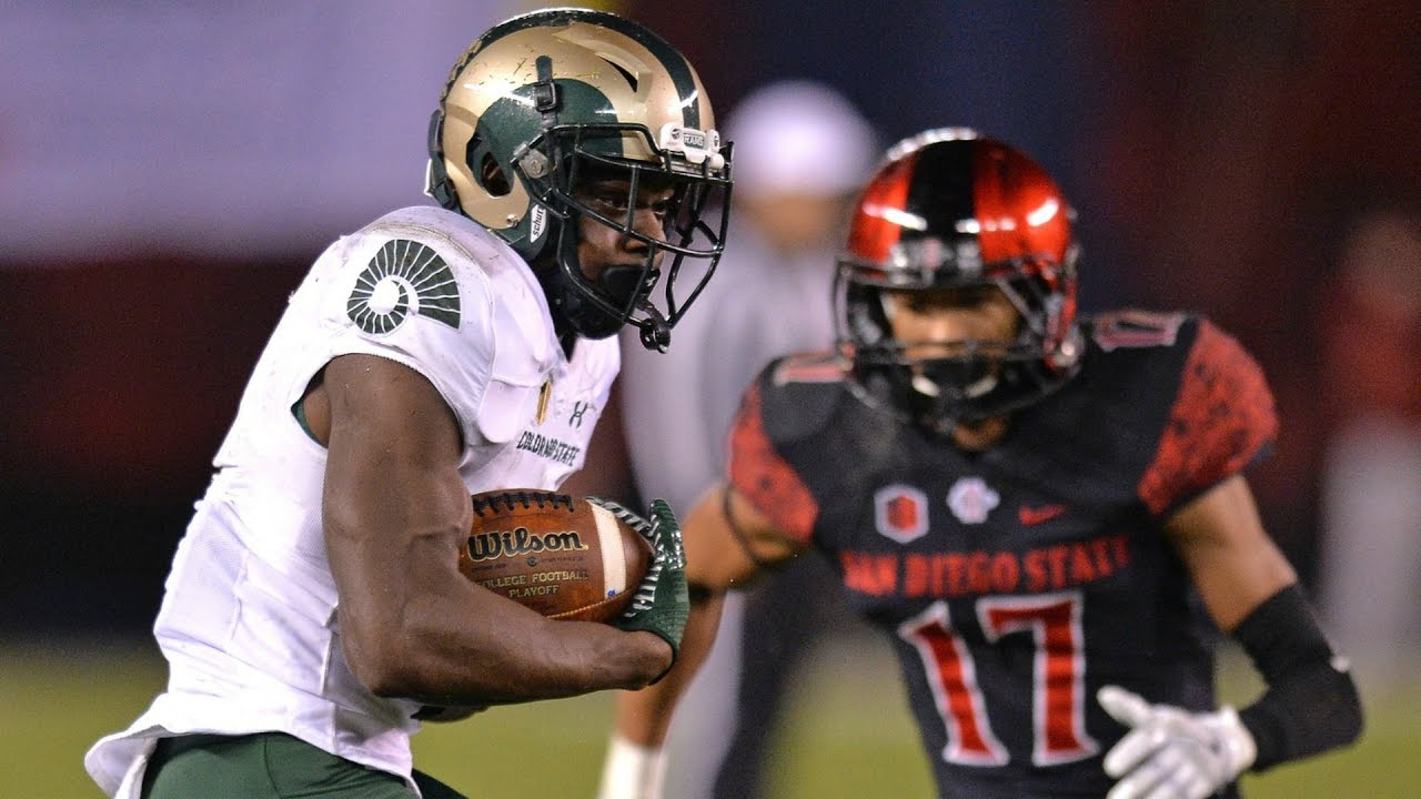 Michael Gallup, WR, Colorado State