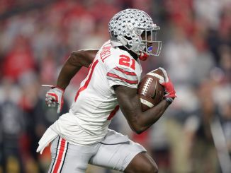Parris Campbell - 2018 NFL Draft