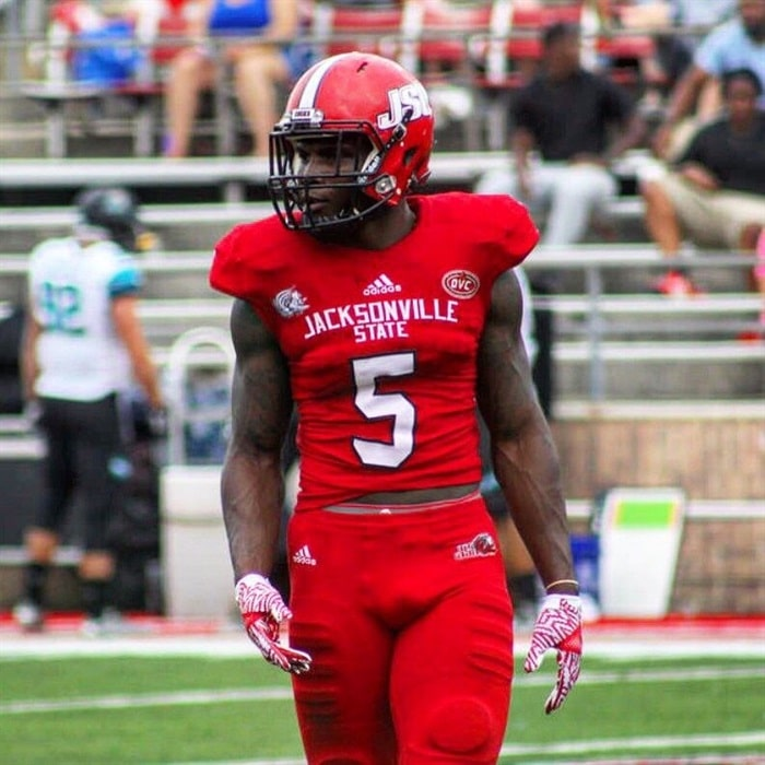 Siran Neal, S, Jacksonville State