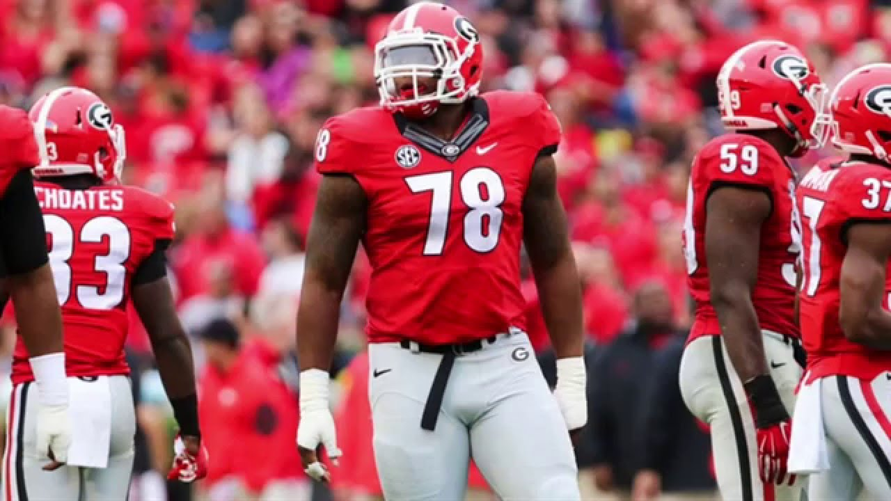 Trenton Thompson, DT, Georgia