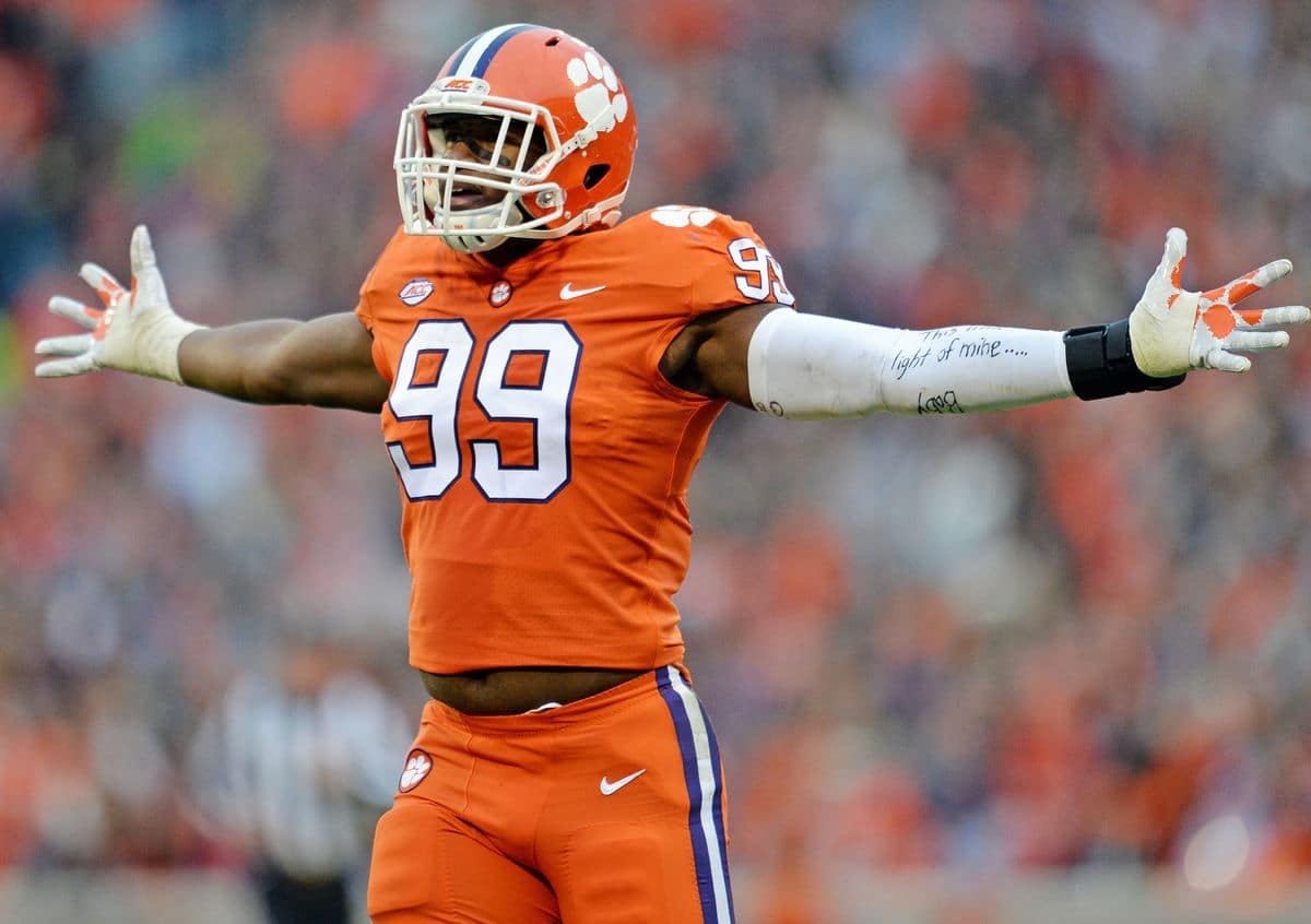 2019 NFL Mock Draft - Clelin Ferrell