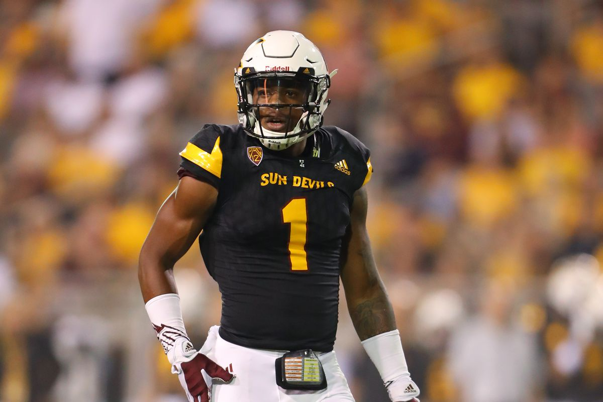 2019 NFL Mock Draft - N'Keal Harry