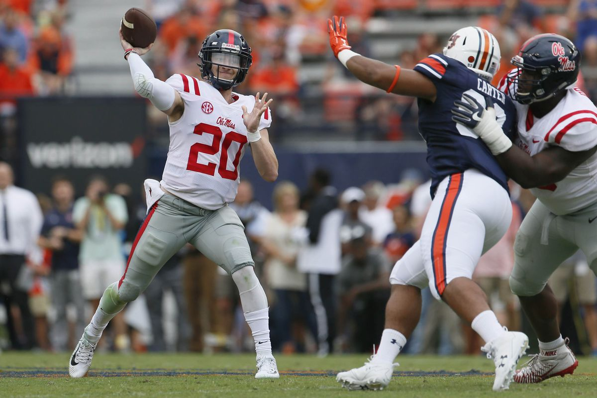 2019 NFL Mock Draft - Shea Patterson