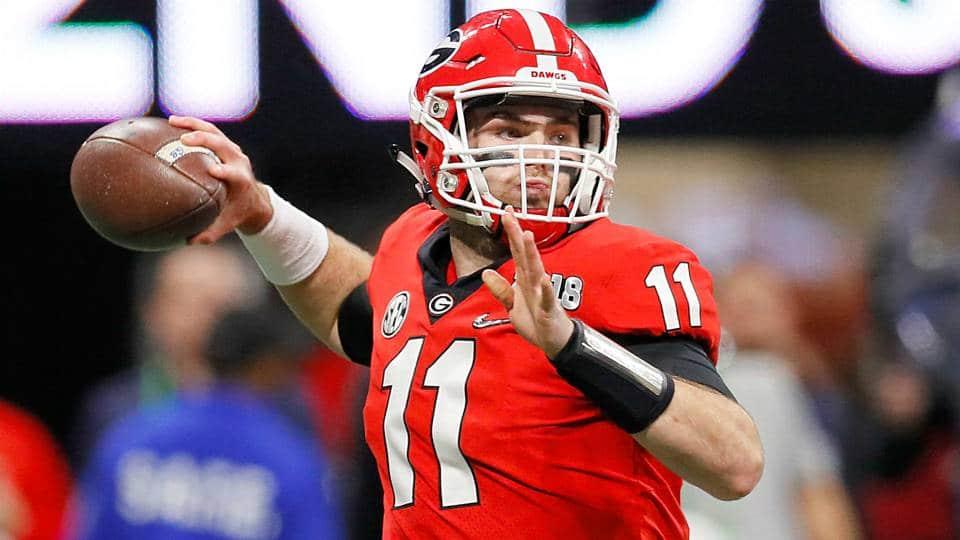 Jake Fromm 2020 NFL Mock Draft