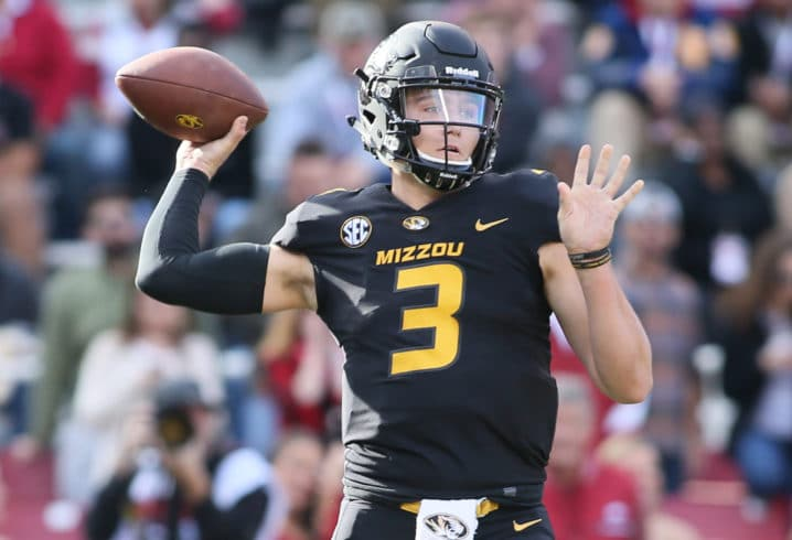 2019 NFL Mock Draft - Drew Lock
