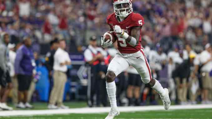 Marquise Brown Oklahoma NFL