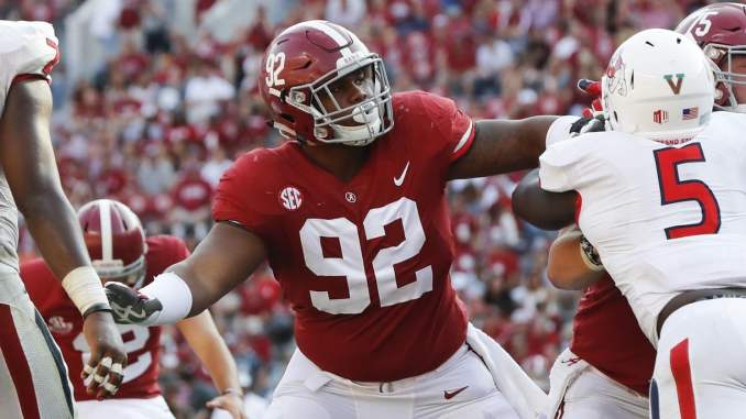 Quinnen Williams NFL