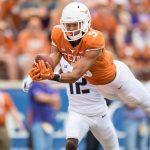 Collin Johnson, WR , Texas 2020 NFL Mock Draft