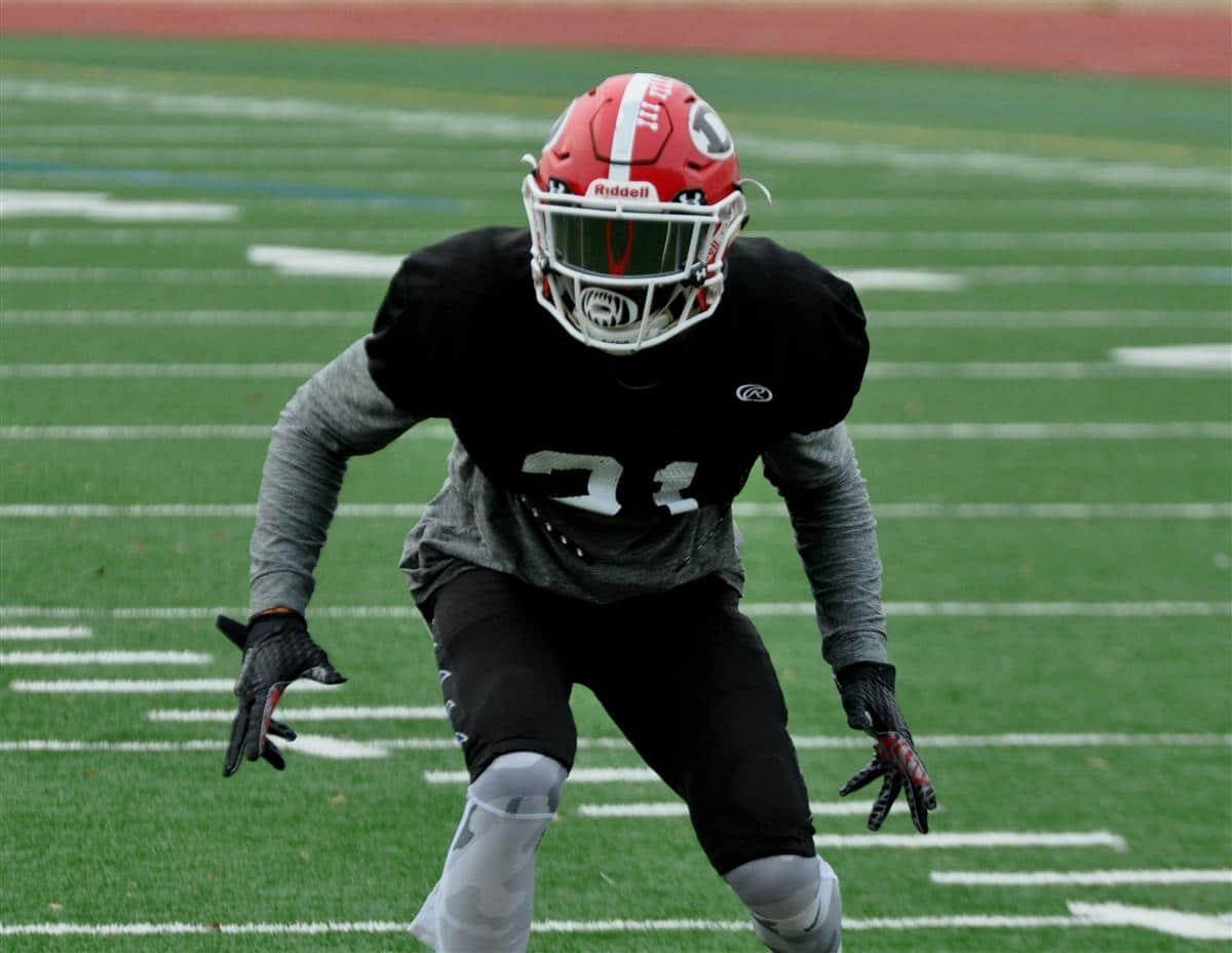 Trey Dean III 2021 NFL Mock Draft