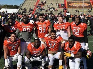 North Defensive Line   2019 Senior Bowl