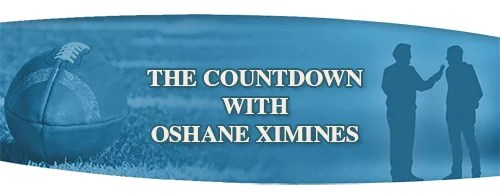 The Countdown with Oshane Ximines