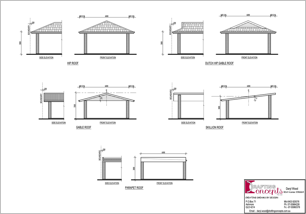 Pdf plans carport drawing plans download paintable wood for Building planning and drawing free pdf download