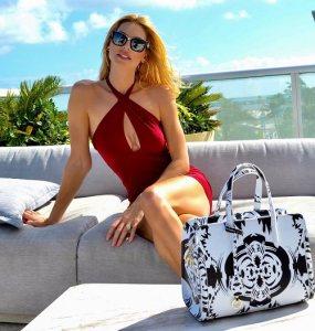 Original Fashion Designer Accessories - Unique Handbags - Dragana Designs: