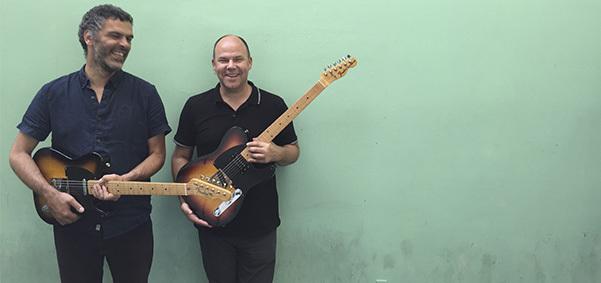 Manuel Mota & David Grubbs