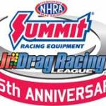 NHRA JR. DRAG RACING LEAGUE 2017 DIVISION ET FINALS SCHEDULE ANNOUNCED