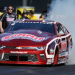 FOUR-TIME PRO STOCK WORLD CHAMP GREG ANDERSON FOCUSED ON MORE VEGAS SUCCESS AT DENSO SPARK PLUGS NHRA NATIONALS