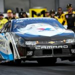 PRO STOCK ROOKIE TANNER GRAY THINKING BIG AT DODGE NHRA NATIONALS AFTER IMPRESSIVE START TO THE COUNTDOWN TO THE CHAMPIONSHIP