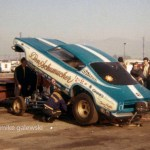 Funny Cars at the 1969 Winternationals
