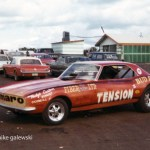 Funny Cars at Minnesota 1968