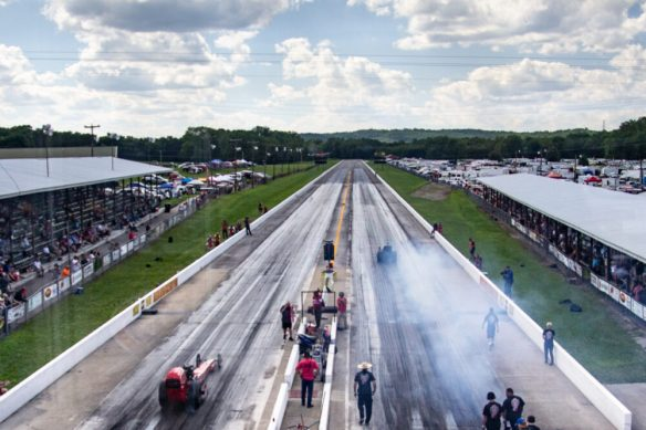 2019 BOWLING GREEN: AAFD NOSTALGIA TOP FUEL UPDATE - Drag List