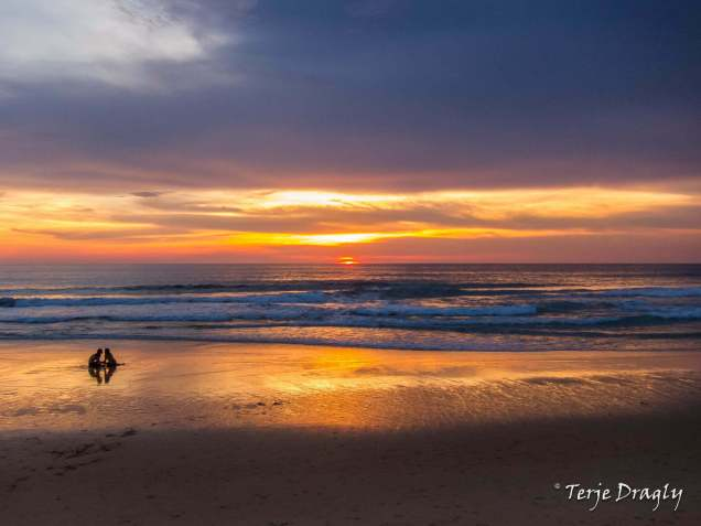Karon Beach Sunset