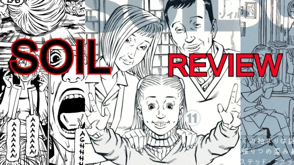Horror Manga Soil Review DragneelClub