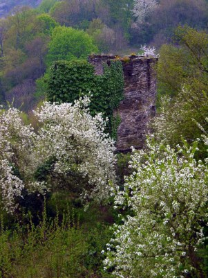 Burganlage Stahlbeck