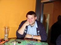 beim Monoply in Schleichers Pub