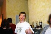 Bei Schleicher im Pub. 2. Treffen 2005. Bilder von Peter