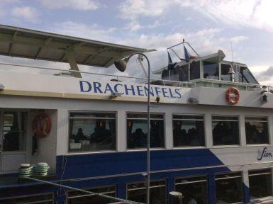 Das Schiff musste es sein!