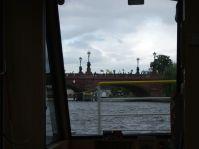 Anti-Atomkraft Demo auf der Moltkebrücke