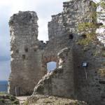 Drachenfels, ruina del castillo medieval, Siebengebirge, Königswinter
