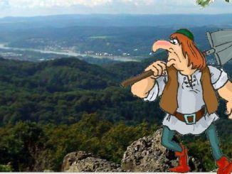 Cuentos del Siebengebirge, los Siete Gigantes