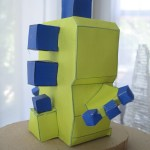 Back View- A Veritable Cube Party