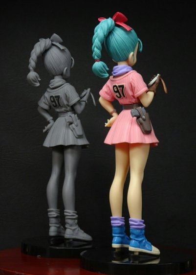 Dragon Ball SCultures BIG - Bulma