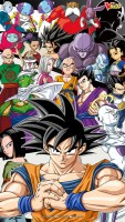 Wallpaper Dragon Ball Super