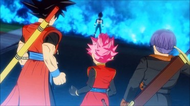 Dragon Ball Heroes God Mission 9 PV