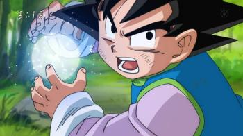 Dragon Ball Super - 001