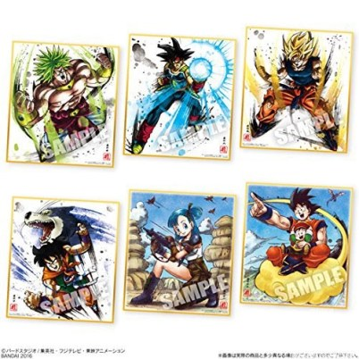Dragon Ball Shikishi Art 2