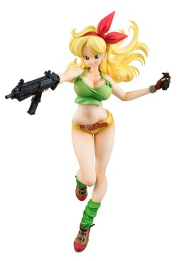 Dragon Ball Gals - Lunch blonde