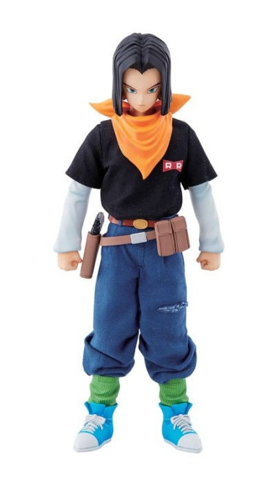 Dimension of Dragonball - Android 17