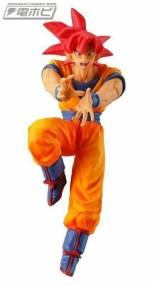 Son Gokū Super Saiyan God