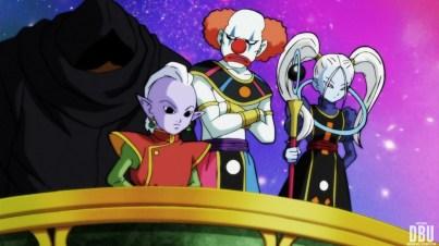 Marcarita, aux côtés de Vermoud, Kai et Toppo