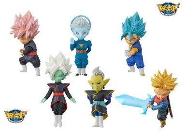 Dragon Ball Super World Collectable Figures vol. 7