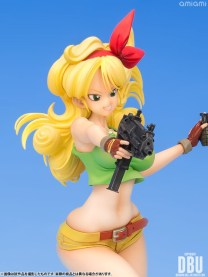 Dragon Ball Gals - Lunch blond hair ver.